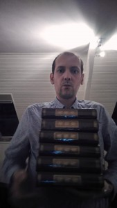 Photo Selfie-books-François